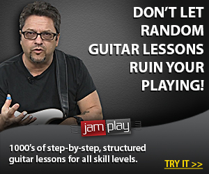 learn how to play guitar with jamplay